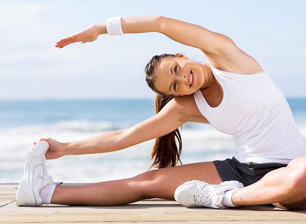 Lo Stretching? Una tecnica antichissima