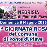2a Giornata Rosa – Negrisia (TV)