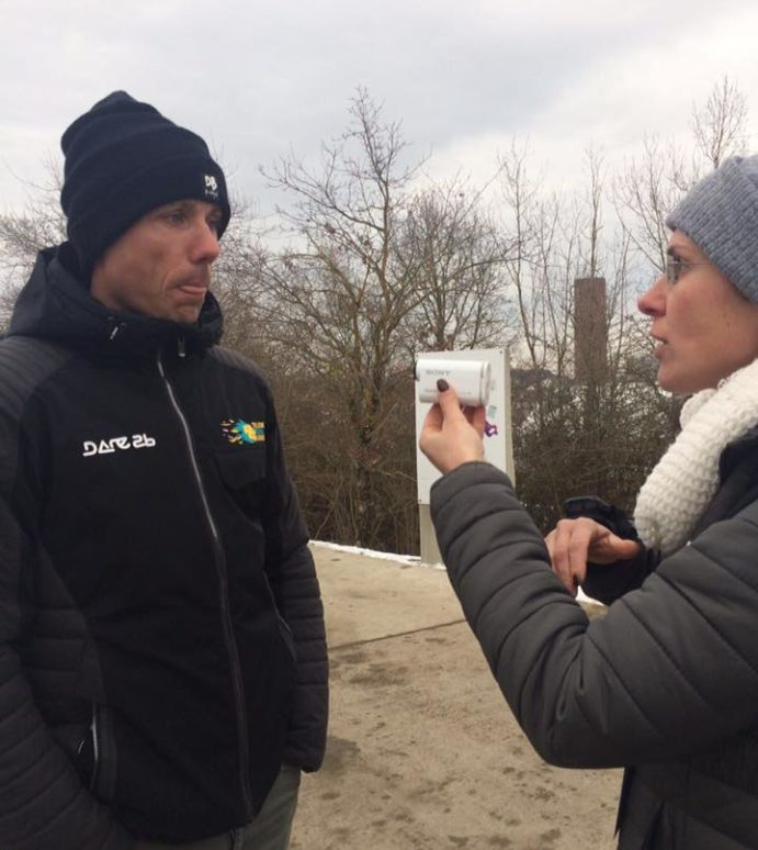 INTO THE WORLDS: INTERVISTA A SVEN NYS