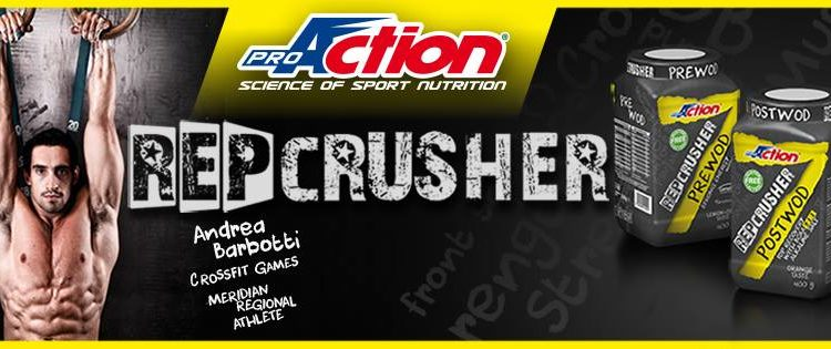 TESTING: REP CRUSHER PROACTION
