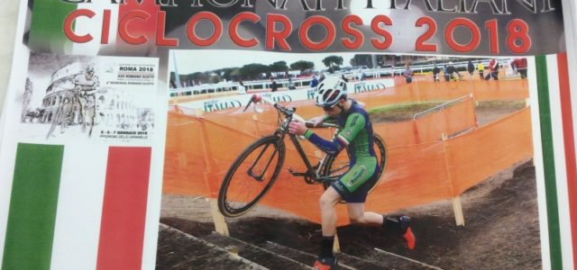 SCRATCH TV – CAMPIONATI ITALIANI DI CICLOCROSS ROMA CAPITALE 2018