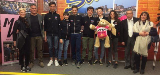 SCRATCH TV – GIRO D'ITALIA AMATORI 2018 7a EDIZIONE – MOLISE