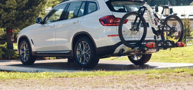 La BMW X3 SPECIAL EDITION IN COLLABORAZIONE CON SPECIALIZED PRESENTATA IN ANTEPRIMA ALLA BMW HERO BIKE FESTIVAL